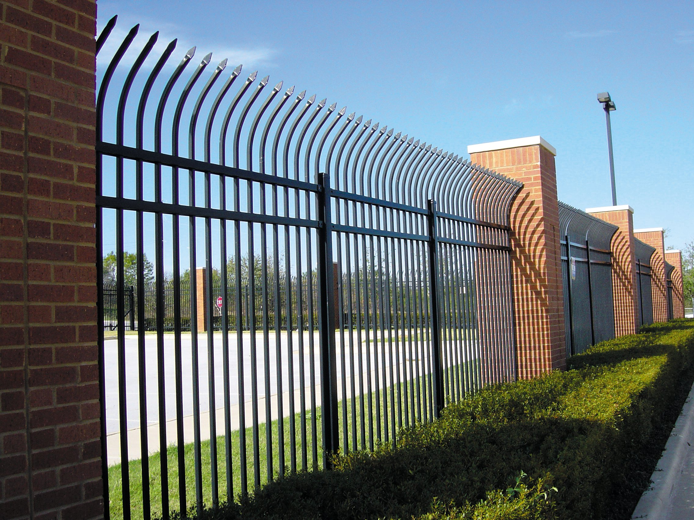 Wrought Iron Gates: Architectural Systems Inc. - San Martin, California