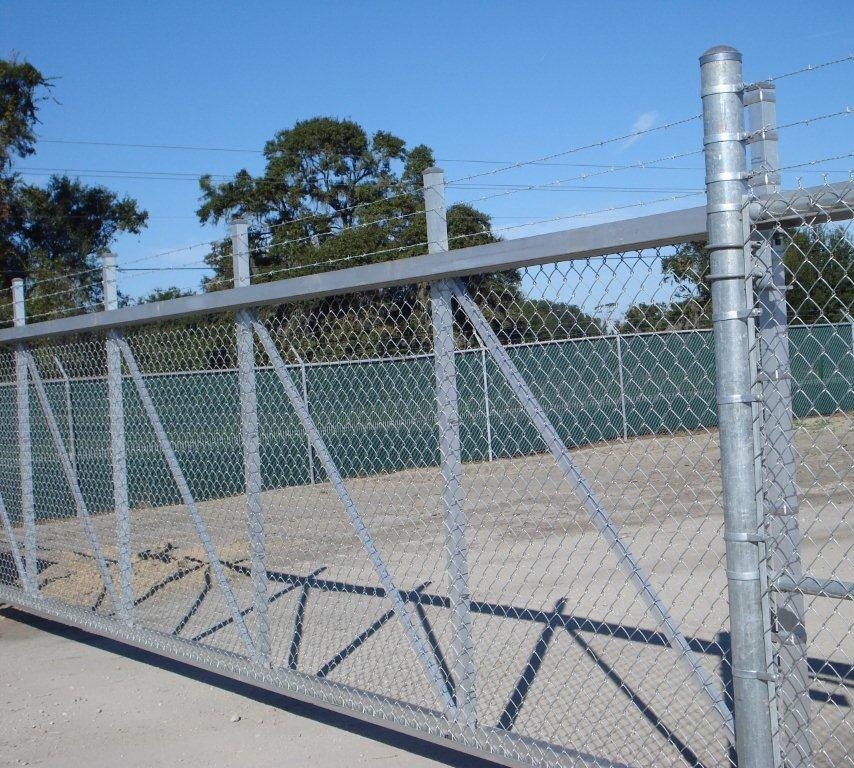 Chain Link - Pacific Security Fence, Inc.