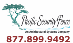 Pacific Security Fence