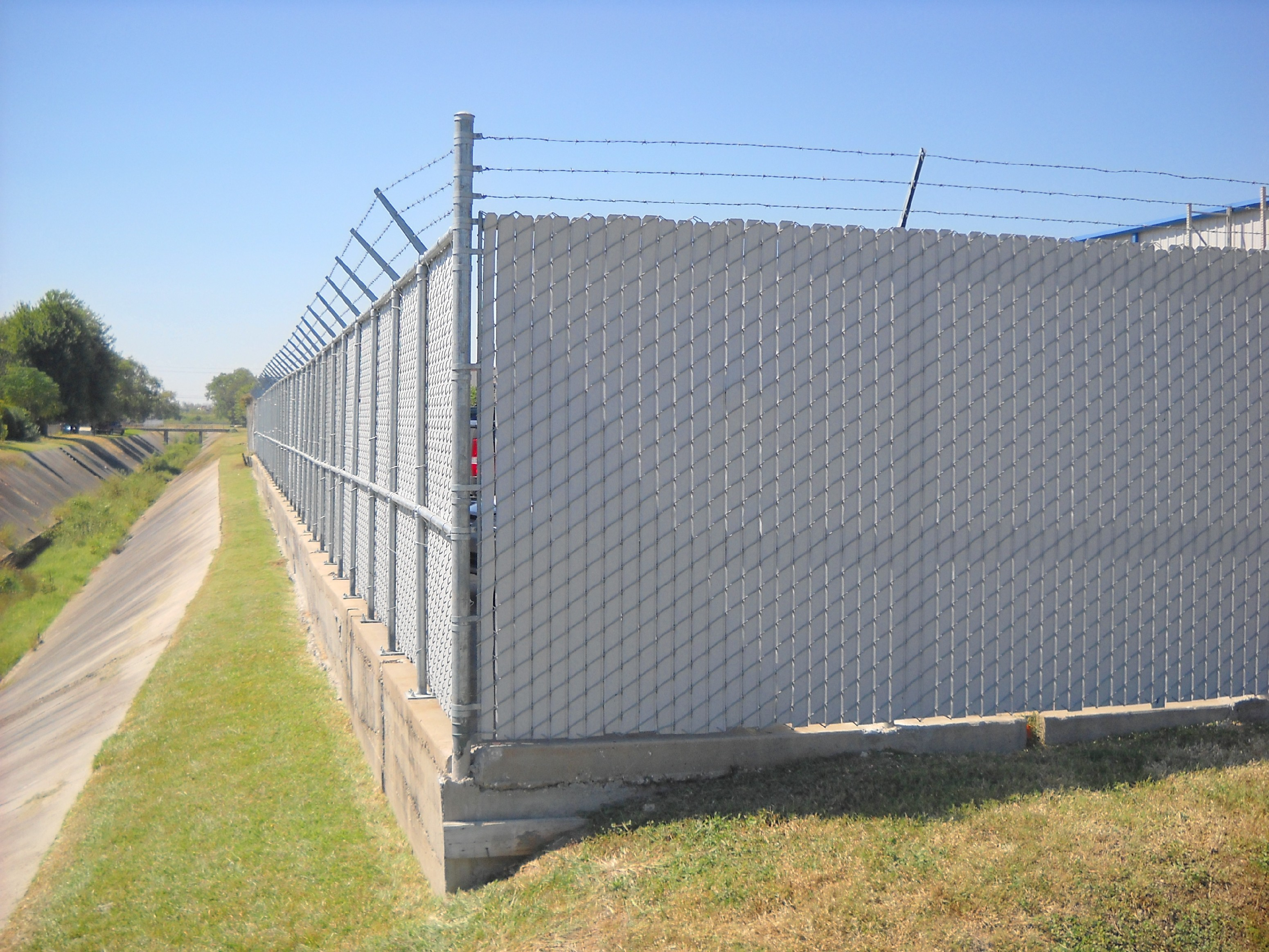 Pacific Security Fence Chain Link